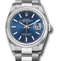 Rolex Steel 36mm Automatic 126200 new United States of America, New York, NEW YORK