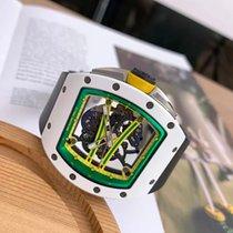 Richard Mille RM 061 Ceramic Transparent