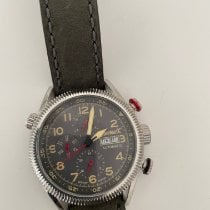 Ingersoll pre-owned Automatic 46mm Mineral Glass 5 ATM