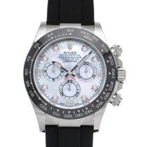 Rolex 116519LNNG Or blanc 2021 Daytona 40mm occasion