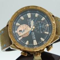 Vostok Bronze Quartz Black No numerals 47mm pre-owned