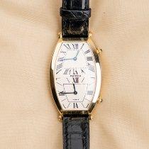 Cartier Tonneau W1502853 Très bon Or jaune Quartz Belgique, ANTWERPEN
