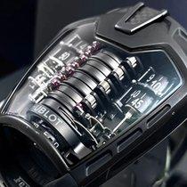 Hublot MP-05 LaFerrari Титан 51mm Прозрачный Без цифр