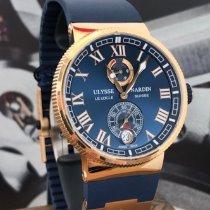 Ulysse Nardin Marine Chronometer Manufacture 1186-126-3/43 Ungetragen Roségold 43mm Automatik Deutschland, Dachau