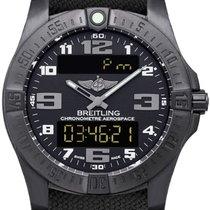 Breitling Aerospace EVO Titanium 43mm Black