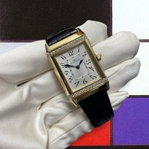 Jaeger-LeCoultre Reverso Duetto Duo Gelbgold Silber