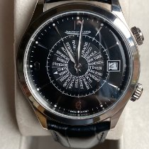 Jaeger-LeCoultre Master Memovox new 2010 Automatic Watch with original papers 174.8.96
