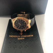 Vacheron Constantin Overseas Chronograph 49150/000R-9338 Очень хорошее Pозовое золото 42mm Автоподзавод Россия, Saint Petersburg