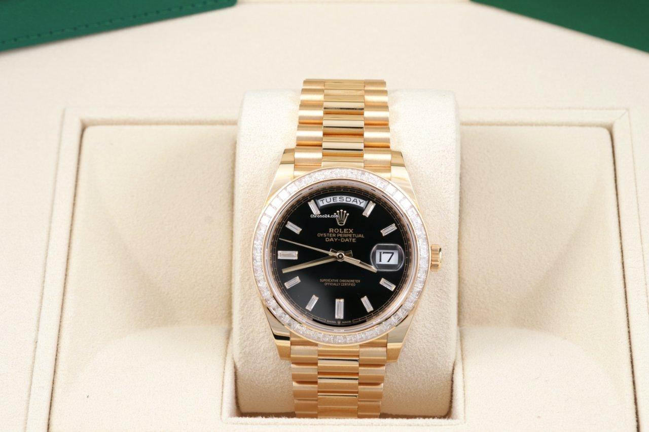 Rolex Day-Date 40 228398TBR 2021 new