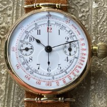 Lemania Yellow gold 41,5mm Manual winding pre-owned