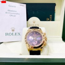 Rolex Daytona Yellow gold 40mm Mother of pearl Arabic numerals United States of America, California, Pasadena