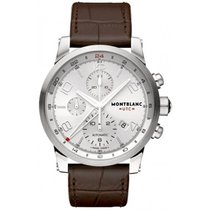 Montblanc Timewalker Steel 43mm Silver United States of America, Texas, Houston