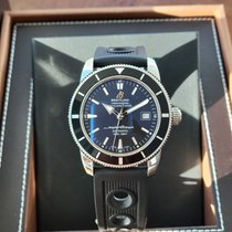 Breitling Superocean Heritage 42 Steel 42mm Black No numerals United States of America, New York, Miami