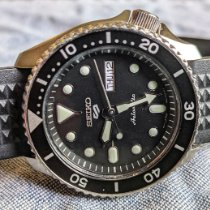 Seiko 5 Sports Steel Black No numerals United States of America, California, Torrance