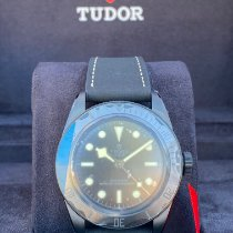 Tudor (チューダー) セラミック 自動巻き ブラック 文字盤無し 41mm 新品 Black Bay