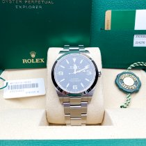 Rolex new Automatic 39mm Steel Sapphire crystal