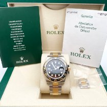 Rolex GMT-Master II 116713 Very good Gold/Steel 40mm Automatic New Zealand, Christchurch