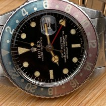 Rolex Steel 40mm Automatic 1675 pre-owned