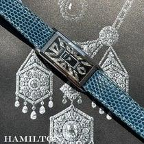Hamilton Palladium Manual winding Black No numerals 43mm pre-owned
