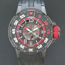 Richard Mille RM 028 Titanium 47mm Black
