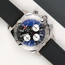 Breitling Chronomat 44 GMT Steel 44mm Black