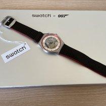 Swatch SS07Z102 Steel 2020 42mm new