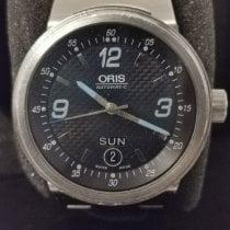 Oris Steel 40.5mm 7560 pre-owned