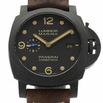 Panerai Automatic Black 44mm new Luminor Marina 1950 3 Days Automatic