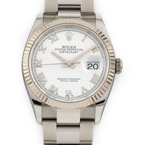 Rolex Datejust White gold 36mm White United States of America, Florida, Hollywood