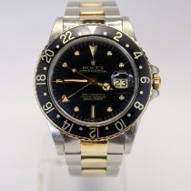 Rolex GMT-Master 16753 Very good Gold/Steel 40mm Automatic United States of America, Massachusetts, West Boylston