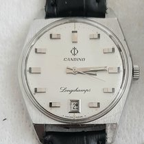 Candino Steel 41mm Manual winding pre-owned