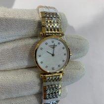 Longines La Grande Classique Gold/Steel 24mm Mother of pearl United States of America, Iowa, Des Moines
