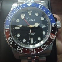 Squale Steel 40mm Automatic 1545 pre-owned United States of America, California, Salida