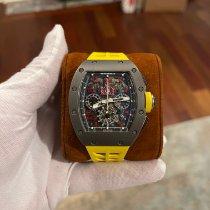 Richard Mille RM 011 RM011美国南卡罗来纳州默特尔海滩非常好的钛合金