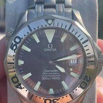 Omega 2232.30 Titanium Seamaster 41mm tweedehands