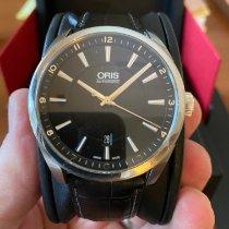 Oris Artix Date Steel 42mm Black United States of America, Ohio, Springfield