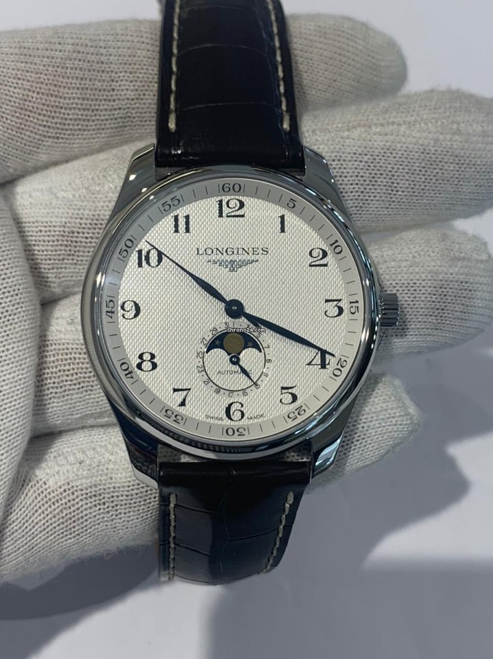 Longines Master Collection L29194783 2021 new