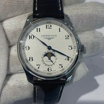 Longines Master Collection Steel 42mm Silver United States of America, Iowa, Des Moines