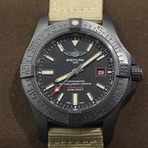 Breitling Avenger Blackbird Titanium 48mm Black No numerals United States of America, California, Watsonville