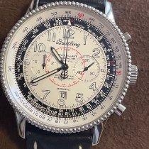 Breitling Montbrillant novo 2010 Automático Cronógrafo Relógio com caixa e documentos originais A35330