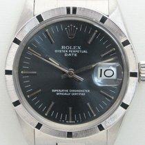 Rolex 1501 Acciaio 1970 Oyster Perpetual Date 34mm usato Italia, CASTELLO D'ARGILE BO