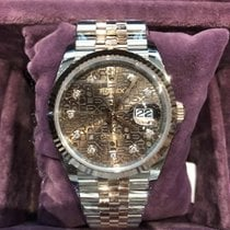 Rolex Datejust new 2021 Automatic Watch with original box and original papers 126231-0025