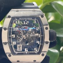 Richard Mille RM030 Carbon 2019 RM 030 50mm pre-owned