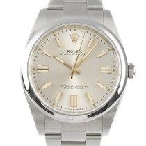 Rolex Oyster Perpetual nuevo 2021 Automático Reloj con documentos originales 124300