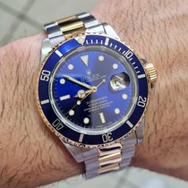 Rolex Submariner Date Gold/Steel Blue No numerals South Africa, East London