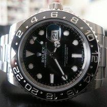 Rolex GMT-Master II 116710LN Unworn Steel 40mm Automatic