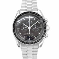 Omega Speedmaster Professional Moonwatch usados 40mm Negro Fase lunar Acero