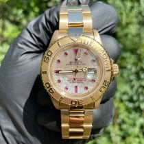 Rolex Yacht-Master 40 pre-owned 40mm Mother of pearl