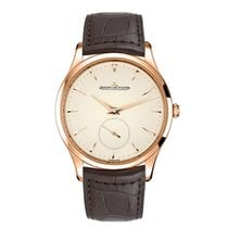 Jaeger-LeCoultre Master Grande Ultra Thin Rose gold 40mm Champagne No numerals