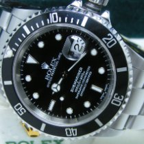 Rolex 16610 Steel 2002 Submariner Date 40mm pre-owned United States of America, Pennsylvania, HARRISBURG